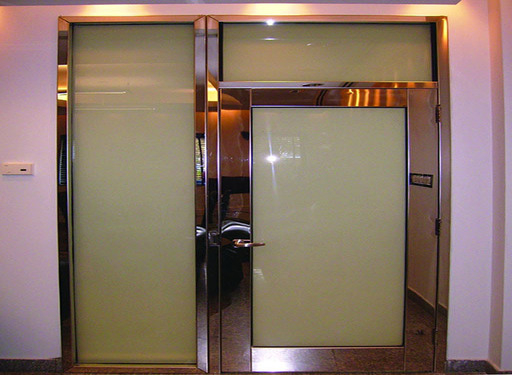 SS- DOORS (STAINLESS STEEL)