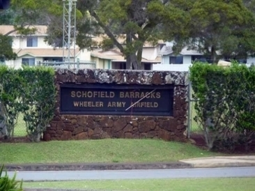 SCHOFIELD BARRACKS