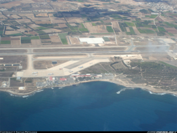 PAPHOS MILITARY BASE AIRPORT
